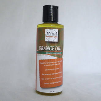 250ml Orange Oil